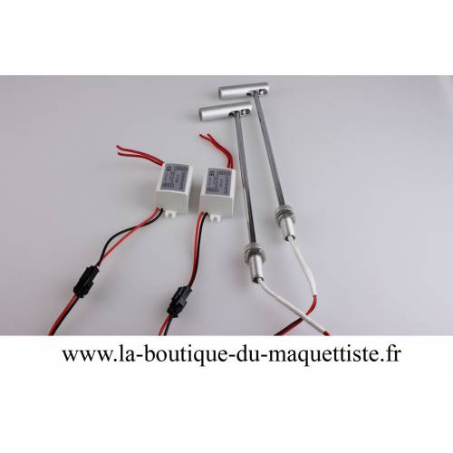 LED SPOTS ECLAIRAGE (INT)2 PCS