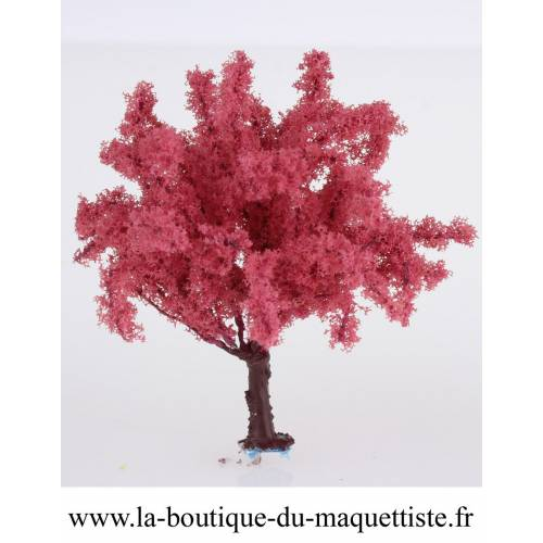 ARBRE-PRUNUS ROSE 55MM