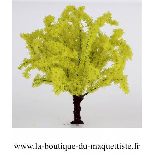 ARBRE-PRUNUS JAUNE 40MM