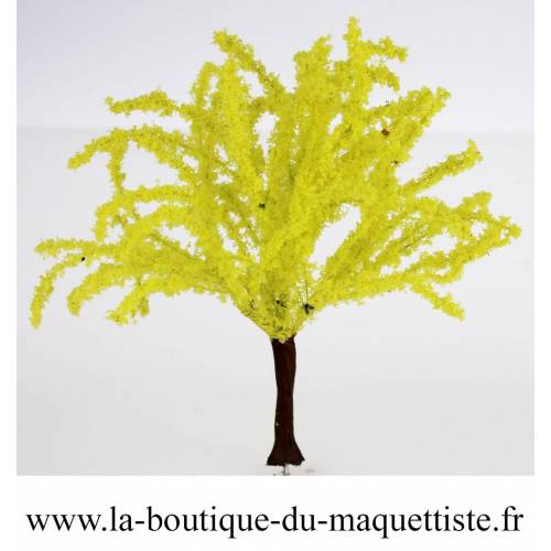 ARBRE-PRUNUS JAUNE 80MM