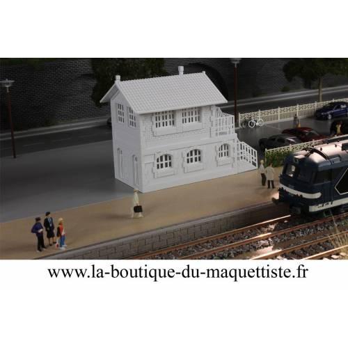 POSTE AIGUILLAGE LA ROCHELLE-1/87E