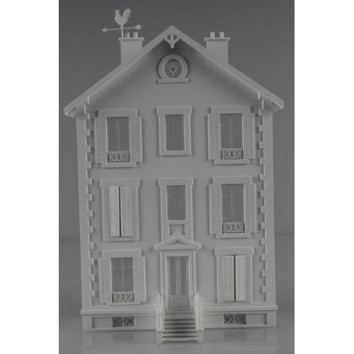 maison bourgeoise 1/87eme