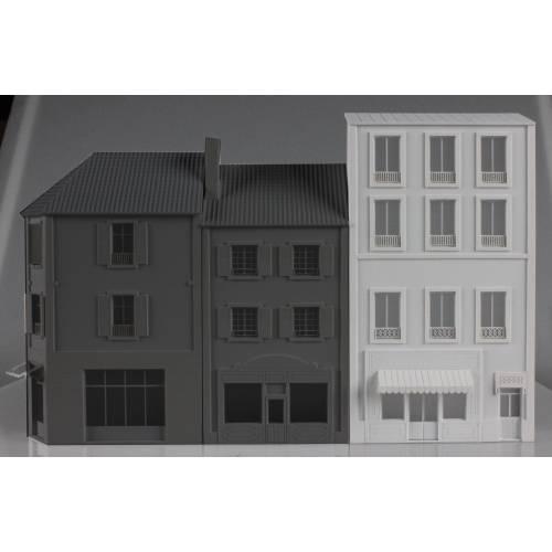 hotel  6 rue de la gare-1/87E