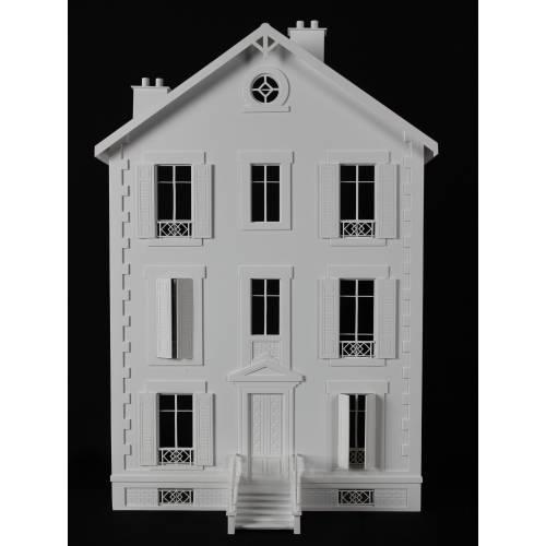 maison bourgeoise 1/43eme