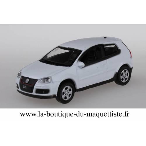 VW Golf blanche HO