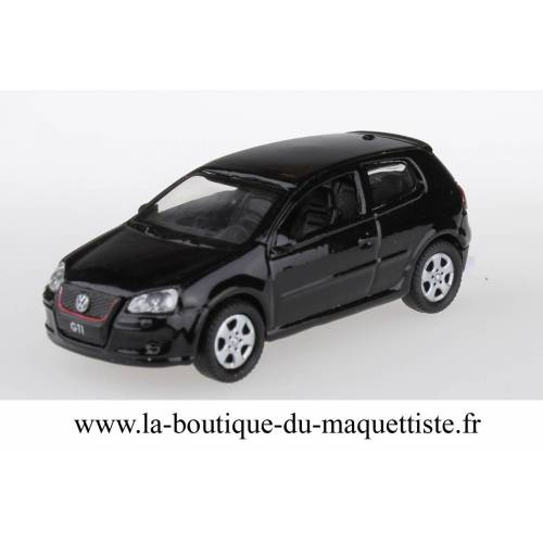 VW Golf noire HO