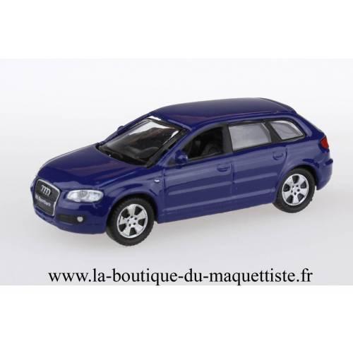 Audi A3 bleue nuit HO