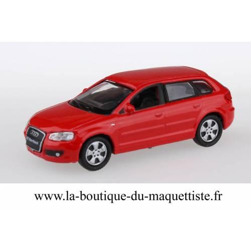 Audi A3 rouge HO