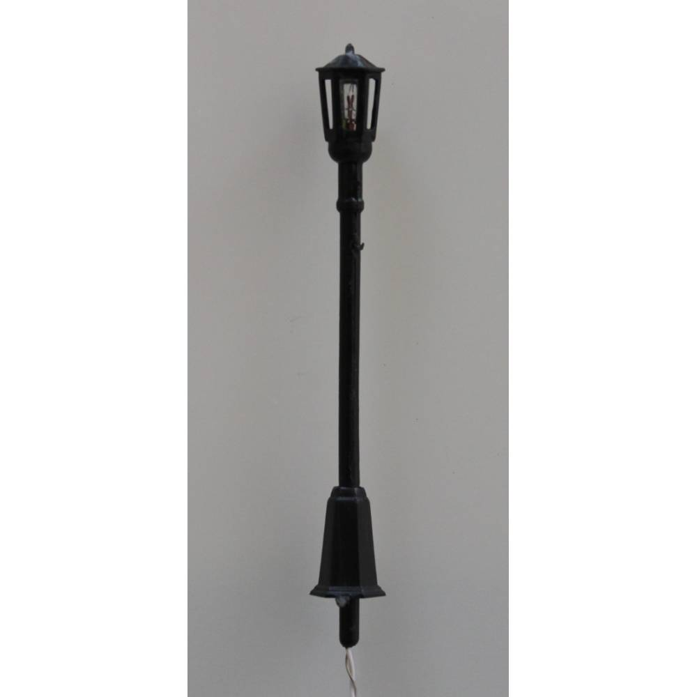 Lampadaire ext rieur simple 120 cm vert for Lampadaire exterieur